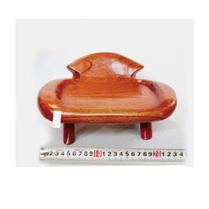 木亜社 木彫り 花台 小イス